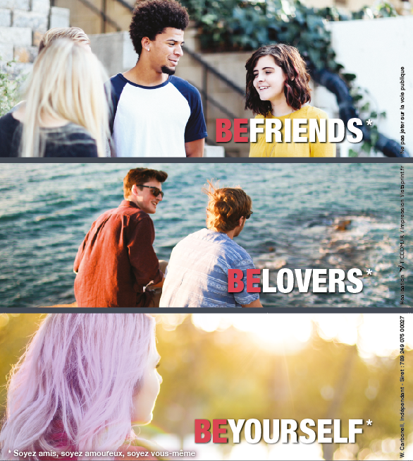 Lien vers Betolerant, le site de rencontres LGBT